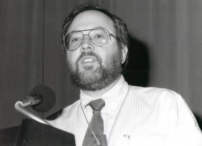 Gerald Rubin. Seminario Biology at the Edge of Next Century