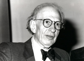 Eric Kandel. Seminario Biology at the Edge of Next Century, 1997