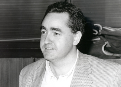 Josu Mezo. Profesor de seminario. Curso 1996-97