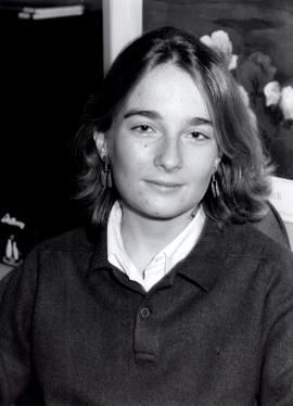 Elisa Díaz Martínez. Estudiante. Curso 1997-98, 1997