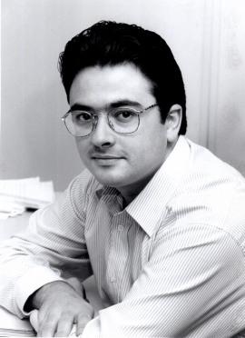 Juan Rafael Morillas Martínez. Estudiante. Curso 1997-98, 1997