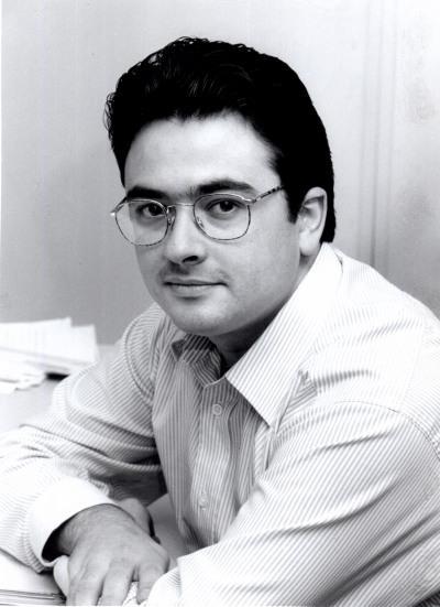 Juan Rafael Morillas Martínez. Estudiante. Curso 1997-98
