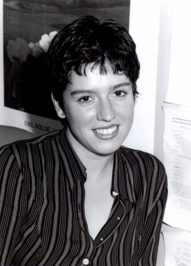 Yolanda Bravo Vergel. Estudiante. Curso 1997-98, 1997