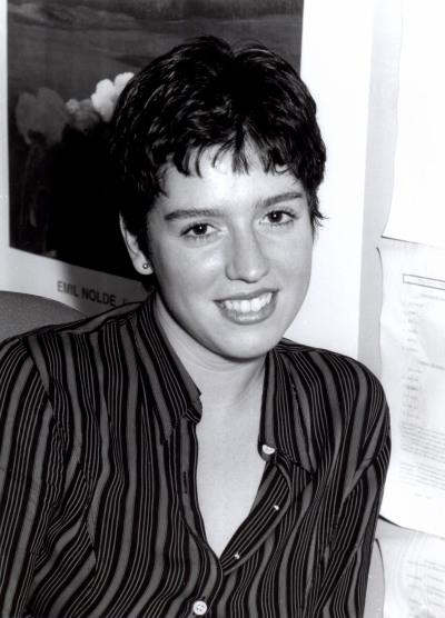 Yolanda Bravo Vergel. Estudiante. Curso 1997-98