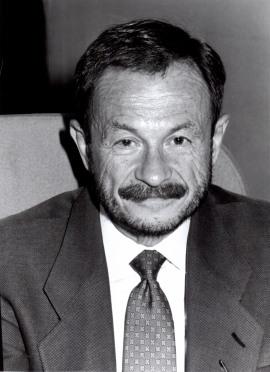 Adam Przeworski. Profesor de seminario. Curso 1997-98, 1997