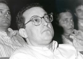 José Luis Micol. Workshop Plant Morfogenesis, 1997