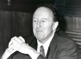 David Soskice. Profesor de seminario. Curso 1997-98, 1997