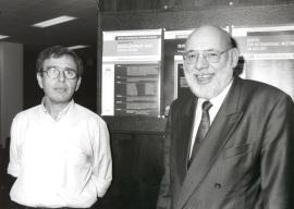 Ginés Morata y Walter J. Gehring. Workshop Development and Evolution, 1997