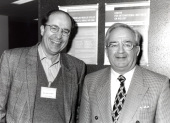 Ricardo Flores y Heinz Sänger. Workshop Plant viroids and viroid-like satelite Rs from plants, animals and fungi, 1997