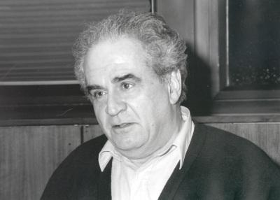 Guillermo O'Donnell. Profesor de curso. Curso 1997-98