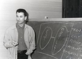 Rafael Durán. Profesor de seminario. Curso 1997-98, 1998