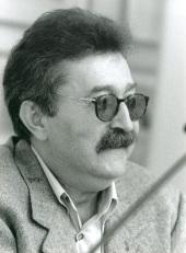 Josep Morata Social en el curso sobre Conocimiento del Arte Comtemporáneo, 1997