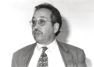 Peter Lange. Profesor de seminario. Curso 1997-98
