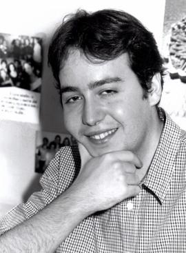 José Fernández Albertos. Estudiante. Curso 1998-99, 1998