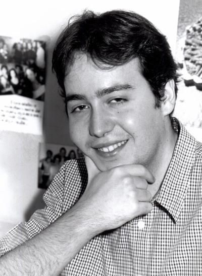 José Fernández Albertos. Estudiante. Curso 1998-99