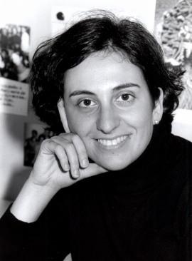 Teresa Martín García. Estudiante. Curso 1998-99, 1998