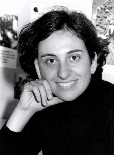 Teresa Martín García. Estudiante. Curso 1998-99