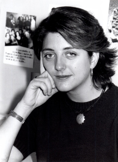 Amparo González Ferrer. Estudiante. Curso 1998-99