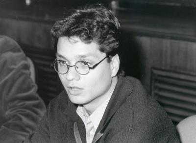 José Ignacio Torreblanca Paya. Profesor de seminario. Curso 1998-99