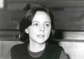 Belén Barreiro Pérez-Pardo. Profesora de seminario. Curso 1998-99, 1998