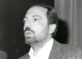 Juan Lerma. Workshop Structura and Mechanisms of Ion Channels, 1998