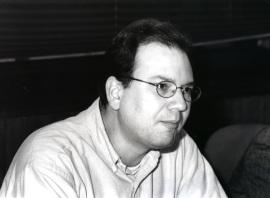 Sthatis Kalyvas. Profesor de seminario. Curso 1996-97, 1998