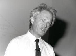 Richard Peto. Reuniones Internacionales sobre Biología New perspectives in cancer research, 1999