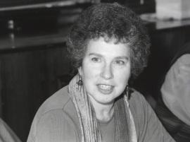 Margaret Levi. Profesora de curso. Curso 1998-99, 1999