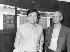 Nan-Hai Chua y Crisanto Gutiérrez. Workshop Cell cycle regulation and cytoskeleton in plants, 1999