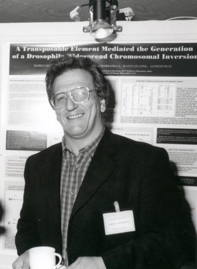Josép Casadesús. Workshop Mechanisms of homologous recombination and genetic rearrangements