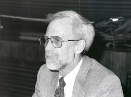 David Laitin. Profesor de seminario. Curso 1998-99, 1999