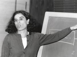 Ana Rico Gómez. Profesora de seminario. Curso 1998-99, 1999