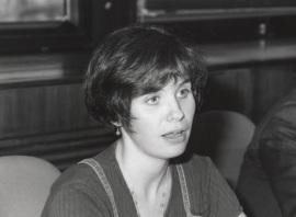Sonia Alonso. Profesora de seminario. Curso 1998-99, 1999