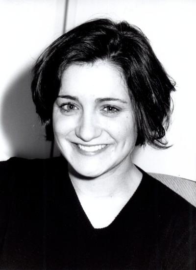 Sandra León Alfonso. Estudiante. Curso 1999-2000
