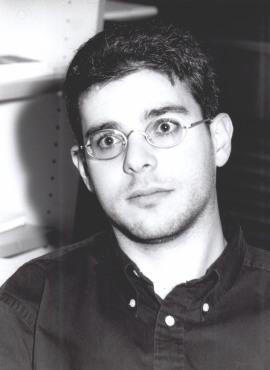 Ignacio Lago Peñas. Estudiante. Curso 1999-2000, 1999