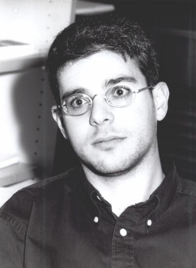 Ignacio Lago Peñas. Estudiante. Curso 1999-2000