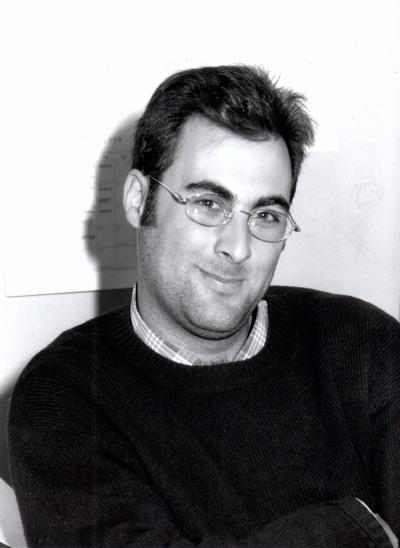 Rubén Ruíz Rufino. Estudiante. Curso 1999-2000