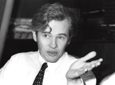 Geoffrey Evans. Profesor de seminario. Curso 1999-2000