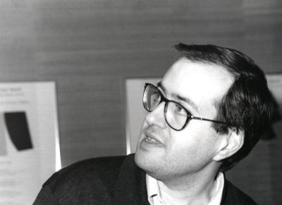 Carles Boix. Profesor de seminario. Curso 1999-2000