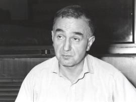 Bernard Manin. Profesor de seminario. Curso 1999-2000, 2000