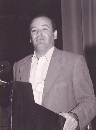 Gregory P. Nowell. Profesor de curso. Curso 1988-89