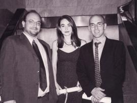 Alberto Penadés de la Cruz, Laura Cruz Castro y Gabriel Saro. Doctores en Ciencias Sociales, 2000