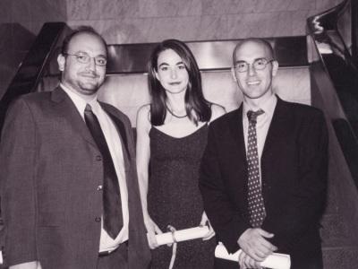 Alberto Penadés de la Cruz, Laura Cruz Castro y Gabriel Saro. Doctores en Ciencias Sociales