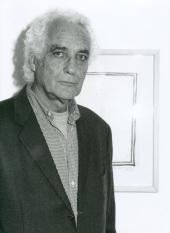 Joan Hernández Pijuan. Exposición El objeto del arte, 1998