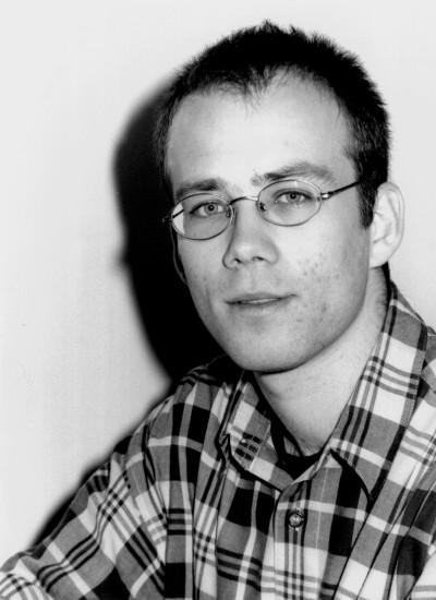 Javier Alcalde Villacampa. Estudiante. Curso 2000-01