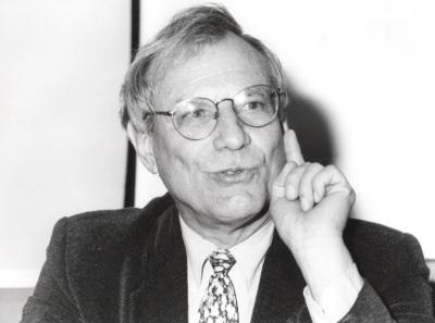 Philippe Schmitter. Profesor de seminario. Curso 2000-01