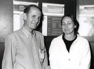 Joan Modolell y Kate G. Storey. Workshop Neural Prepatterning and Specification