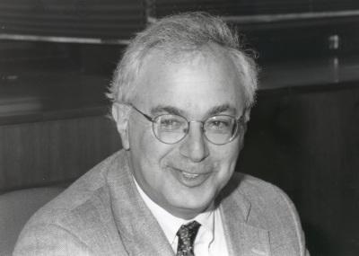 Bruce Ackerman. Profesor de seminario. Curso 2001-02