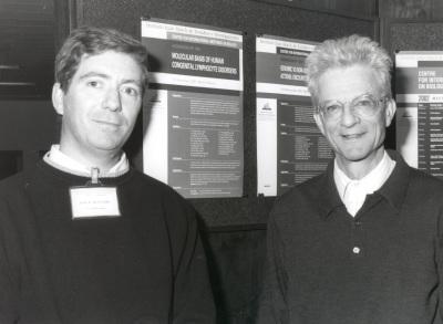 José R. Regueiro y Hans D. Ochs. Workshop Molecular Basis of Human Congenital Lymphocyte Disorders