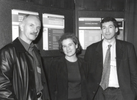 Ulrich Koszinowski, Margarita del Val y Antonio Alcamí. Workshop Molecular Mechanisms of Immune Modulation Lessons from Viruses, 2002
